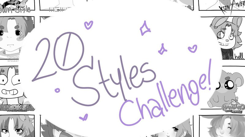 | 20 STYLES CHALLENGE - Nespi |