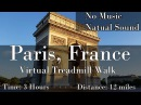 Walking in Paris, France - See Eiffel Tower, the Louvre and more!