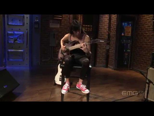 Nili Brosh plays A Matter of Perception on EMGtv