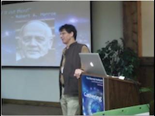 Eben Alexander MD Q&A at TMI Professional Seminar