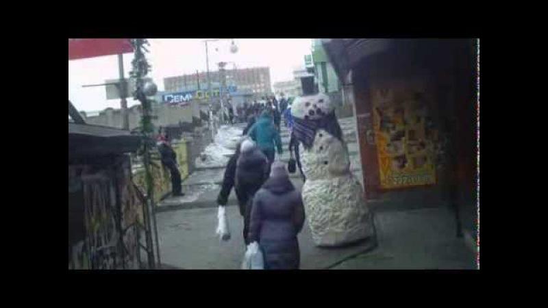 Жуткий снеговик во Владивостоке сезон 1 эпизод 2