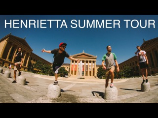 Henrietta / Gillian Carter Summer Tour 2013