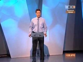 Андрей Князев в программе Телевизионный клуб Зенит
