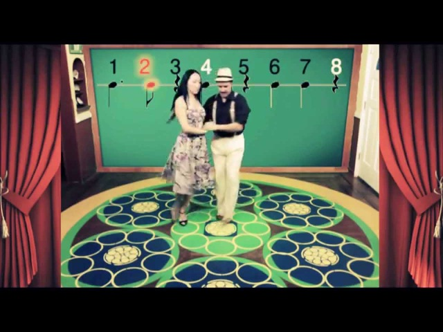 Baile de Casino Marcaje a Tiempo de Clave 123 4 567 8