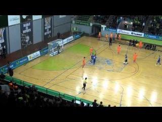 Inter Movistar 4-2 F.C. Barcelona (Ida Semifinales Copa del Rey)