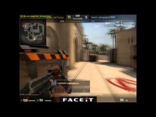 CS:DO lucky shot. Повезло:P