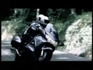 Superbike Honda ST1300 Pan European 2008 Commercial