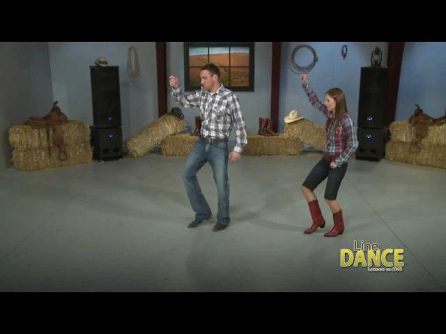 Line Dance Video Boot Scootin' Boogie Line Dance Steps