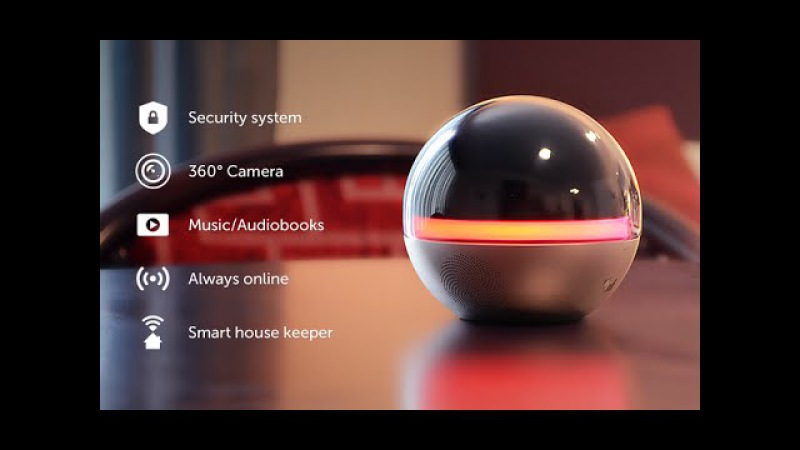 Branto The first smart home with full remote presence