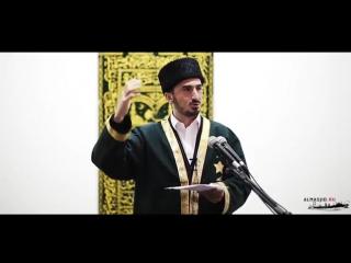 Обращение к спортсменам - Обнаженные тела и музыка - Ислам-Хаджи