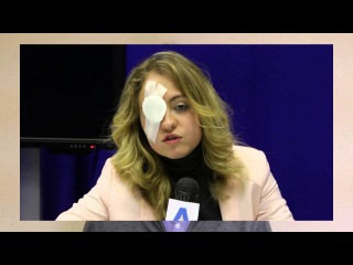 Одним глазком с Натальей Аркадьевной - 1/4 УКВН 2015