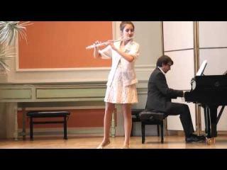 Paul Taffanel- Andante pastoral et Scherzettino