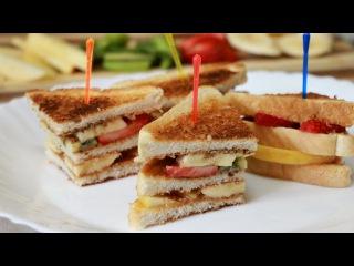 Ну, оОчень вкусные - Сладкие Сэндвичи!