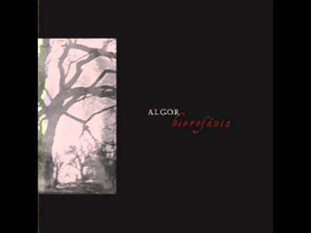 ALGOR Hierofánia SLOVAKIA full album 2013