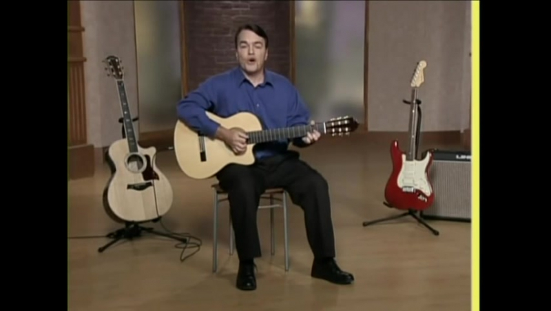 Школа игры на гитаре: Джон Чаппел