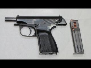 """Супер оружейка(№32) - Травматический пистолет МР-79-9ТМ что-то типа """"Макарыча"""" )"""