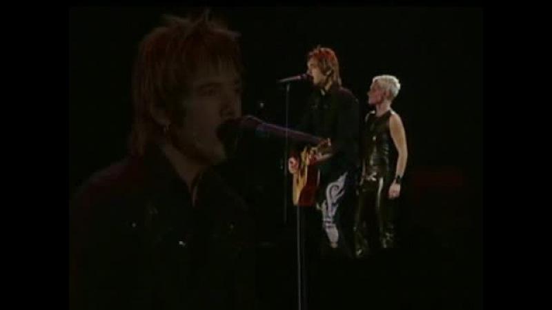 Roxette live in Globe Arena Stockholm 16 11 2001 Full Show