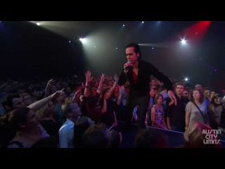 """Austin City Limits Web Exclusive: Nick Cave & The Bad Seeds """"Higgs Boson Blues"""""""