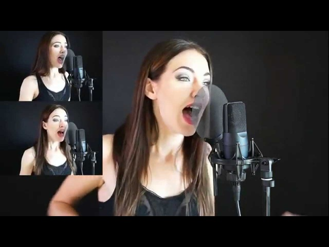 Nightwish Alpenglow Endless forms most beautiful Cover by Minniva