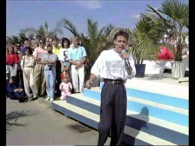 Bad Boys Blue Lady In Black ZDF Fernsehgarten 1989 Live on TV 2012