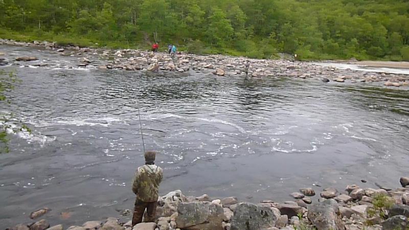 Моё видео река Титовка 1 августа 2015