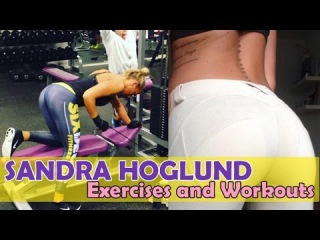 SANDRA HÖGLUND - Fitness Model & Bikini Competitor: Exercises and Workouts & Fat Loss  Sweden