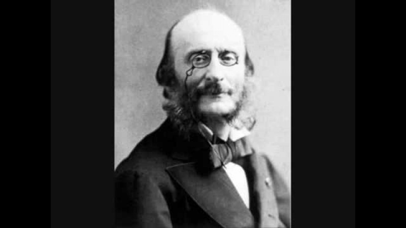 Offenbach - Can Can Music