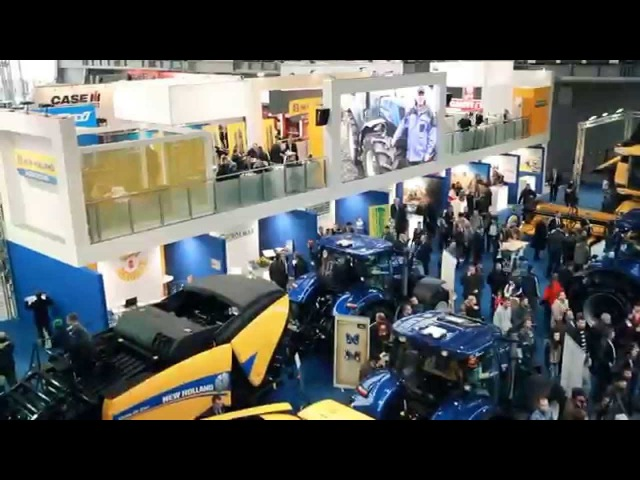 New Holland at AGROTECH 2014