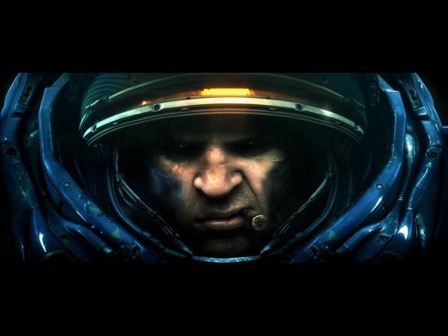StarCraft 2 Wings of Liberty первый трейлер HD