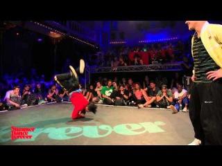Mongol vs Menno JUDGE BATTLE Breaking Forever - Summer Dance Forever 2015