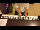 Один раз в год сады цветут (Анна Герман) - исполнение на пианино кавер