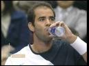 Сампрас Федерер эпохальный матч 2007 года Часть1