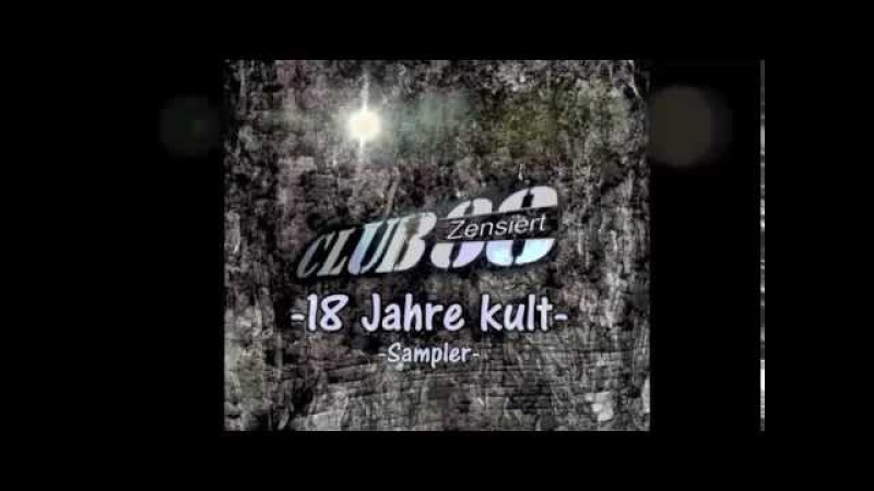 Promovideo Hörproben Sampler Club eighty eight 18 Jahre kult 2015
