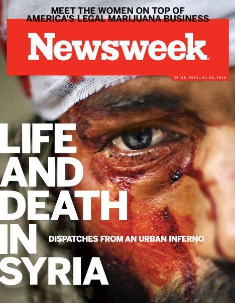 Newsweek - August 28, 2015  EU vk.com