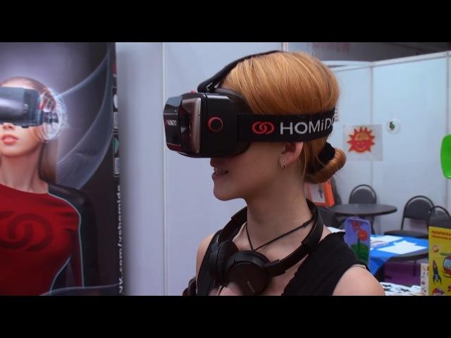 Обзор шлема виртуальной реальности Homido