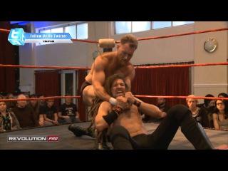 RevPro TV #7 Feat: Doug Williams vs Josh Bodom