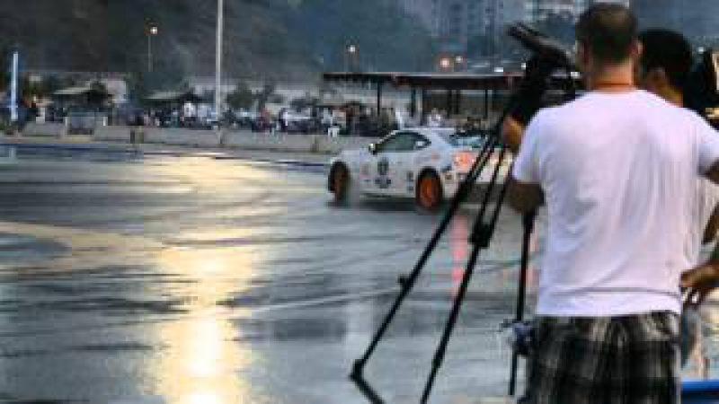 Harald Müller Guinness Rekorlar Kitabı Dünya Drift Rekoru Denemesi Toyota GT86 Samsun