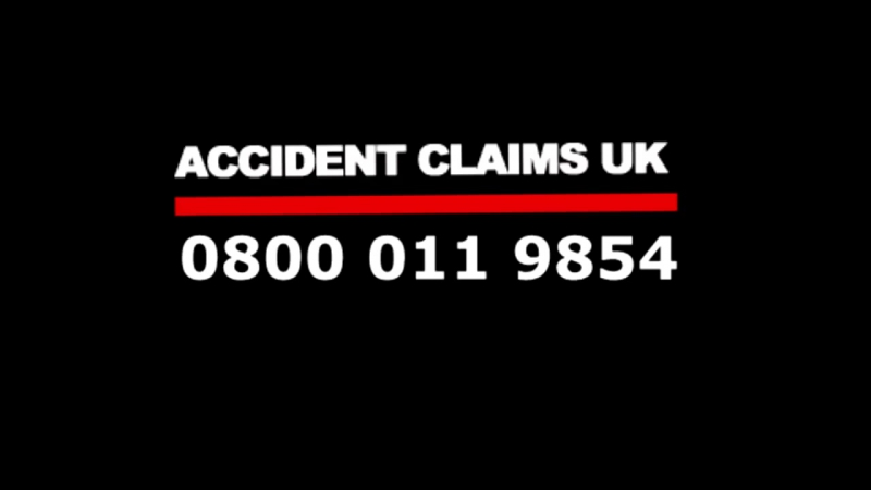 Accident Claims UK No Win No Fee Solicitors 0800 011 9854