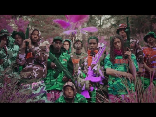 ASAP Rocky – Yamborghini High ft ASAP Mob & Juicy J