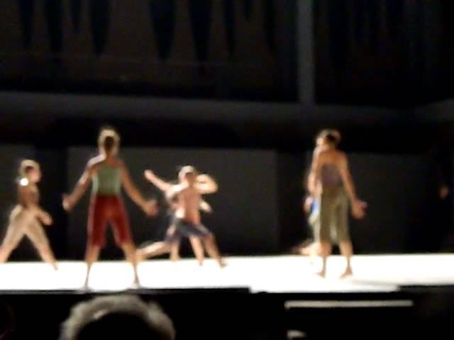 Броуновское движение BATSHEVA 2012 Deca Dance Limassol