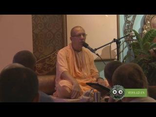 Бхакти Вайбхава Свами - Важность совместного пения мантры