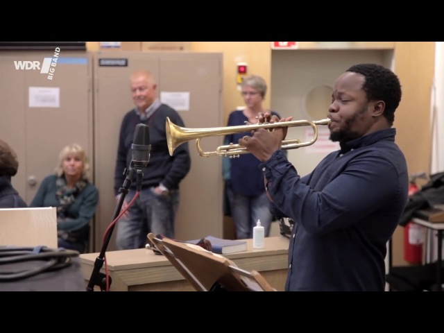 WDR BIG BAND feat. Orrin Evans Ambrose Akinmusire - This Little Light Of Mine (Rehearsal)