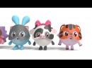 Малышарики - Новые серии - Мяу Гав! 65 серия Как говорят животные