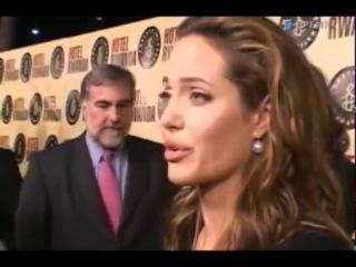 Анджелина Джоли Крупным планом   Angelina Jolie Close up
