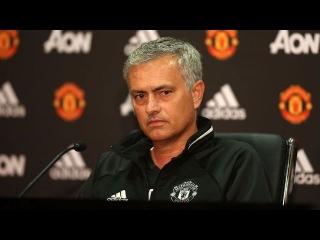 Jose Mourinho Speaks Ahead Of Man United's Clash With Hull City