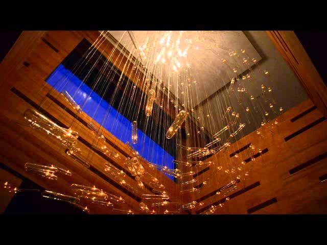 Studio DRIFT - FLYLIGHT Moscow installation.avi