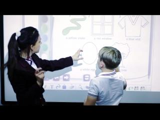 Обучение для детей в школе английского языка Бридж