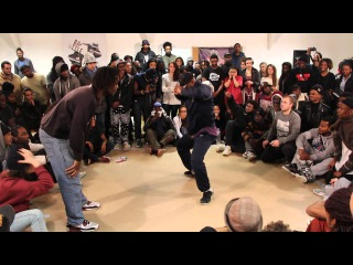 "Battle Break Ya neck "" 2e Edition "" // Demi-finale // P-Dog vs Djylo"