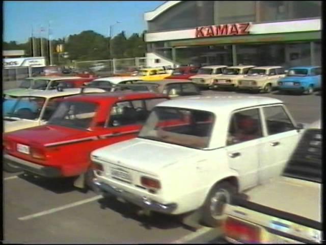 Malmin Konela-auto 80-luku