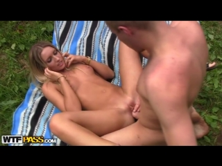 Filthy college sluts turn an outdoor party into wild fuck fest, part 1 [ anal \ gangbang \ wtfpass \ русское \ party \ student ]